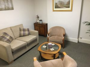 Counselling Derbyshire - Therapy Room Hire